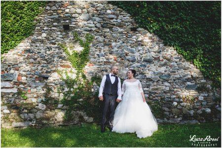 Matrimonio antico borgo Annone