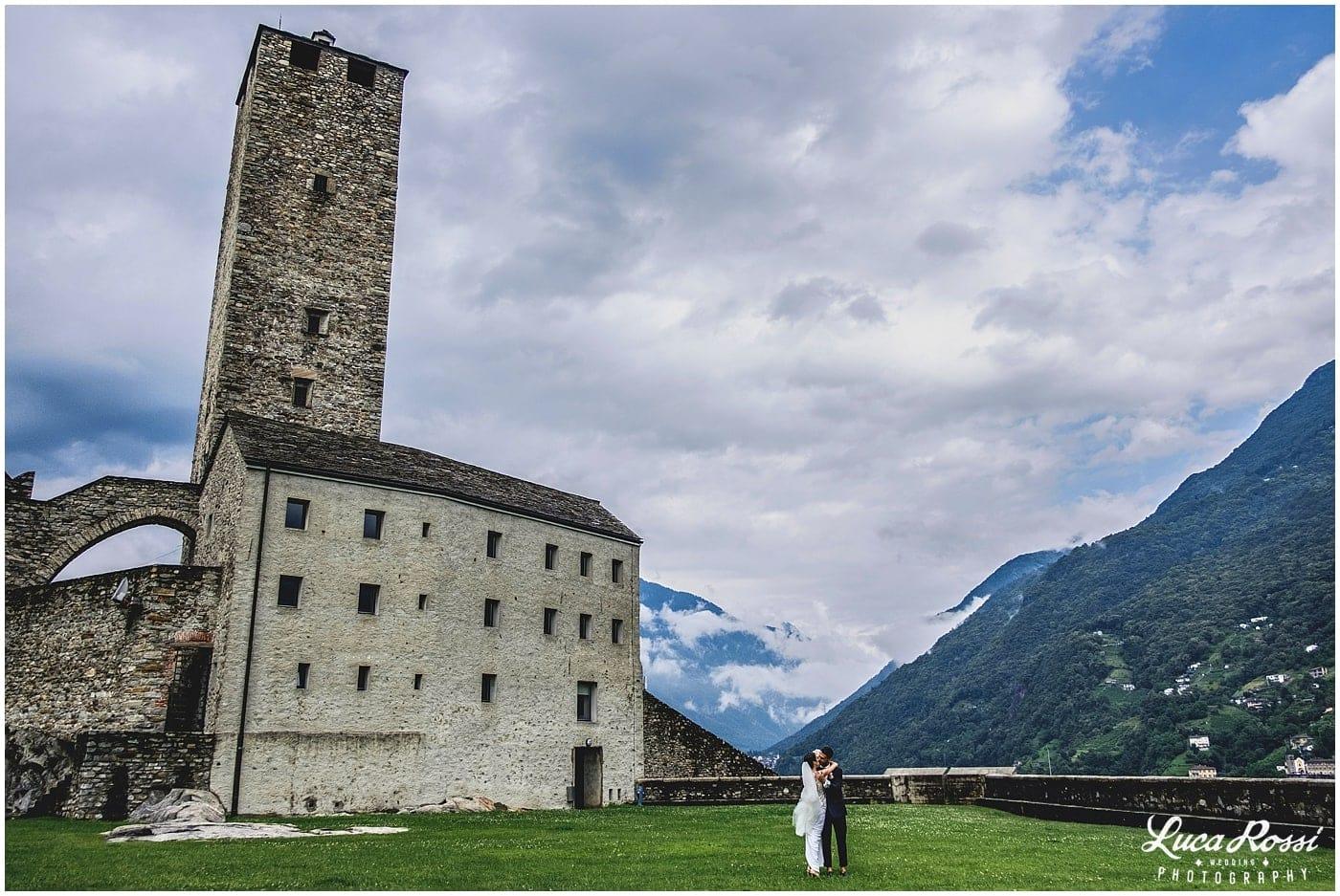Matrimonio Abredo-castione Svizzera