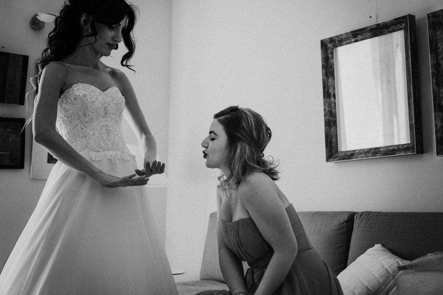 Reportage matrimonio, perché fotografare i preparativi degli sposi