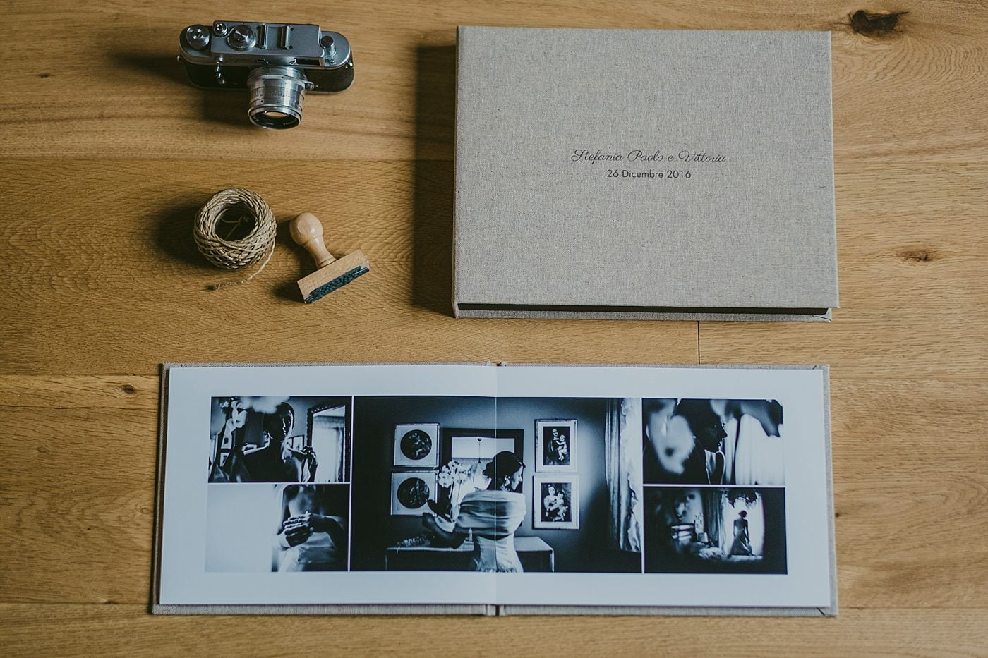 album di matrimonio fotolibro
