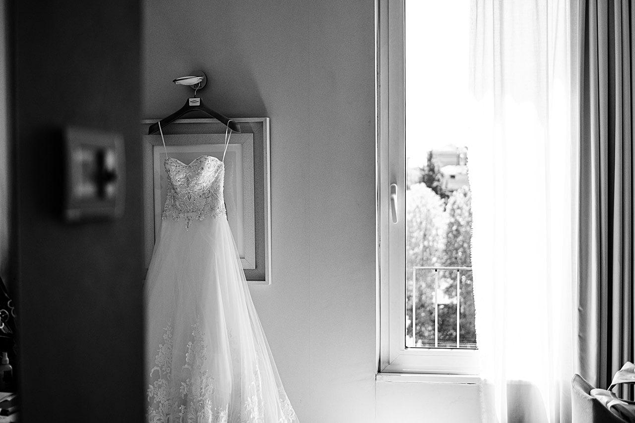 Vestito sposa matrimonio antico podere di rezzano truccazzano 9