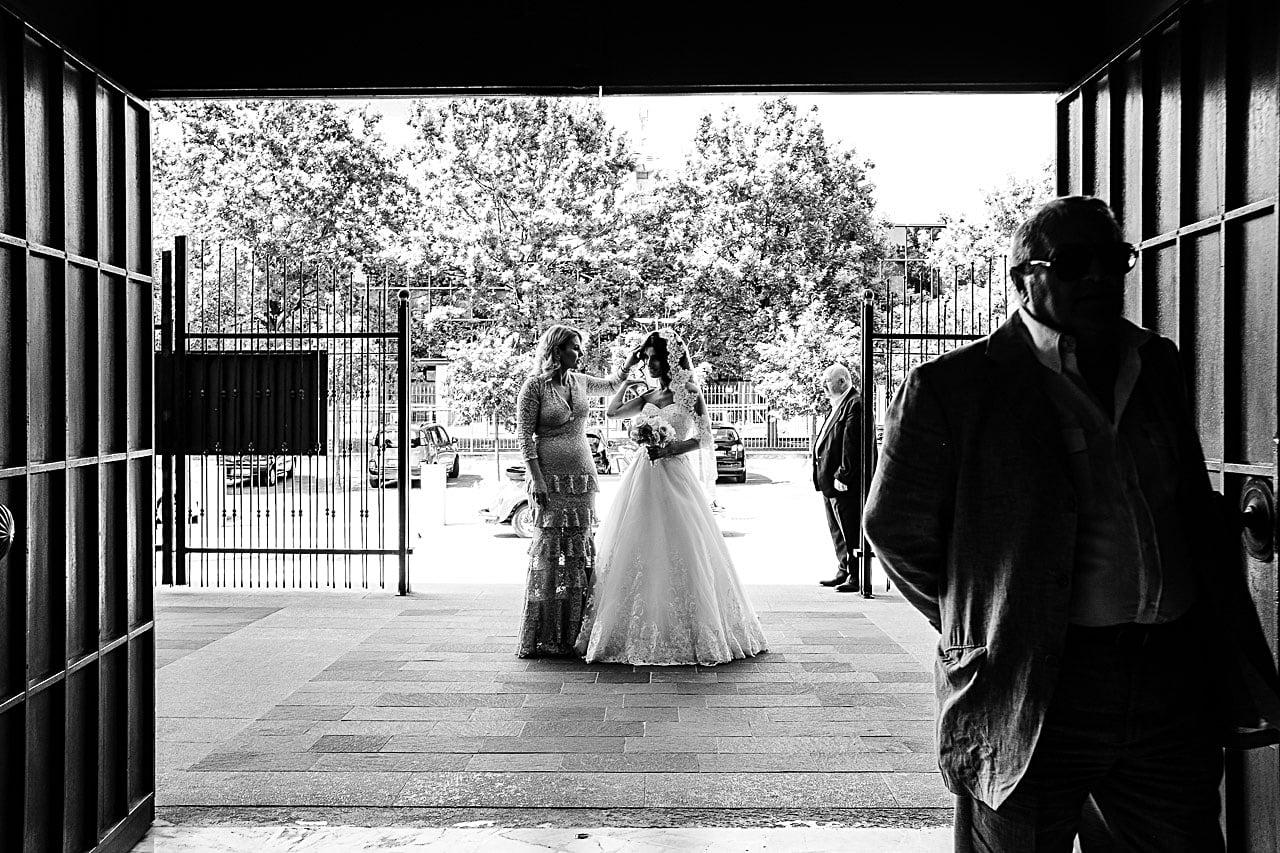 arrivo chiesa sposa matrimonio antico podere di rezzano truccazzano 37