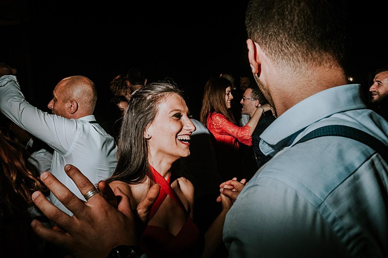 dancing balli matrimonio antico podere di rezzano truccazzano 82