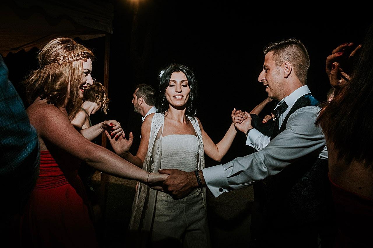 dancing balli matrimonio antico podere di rezzano truccazzano 83