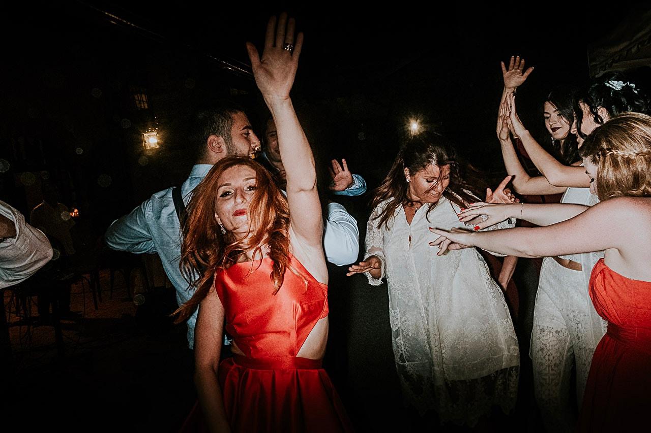 dancing balli matrimonio antico podere di rezzano truccazzano 86