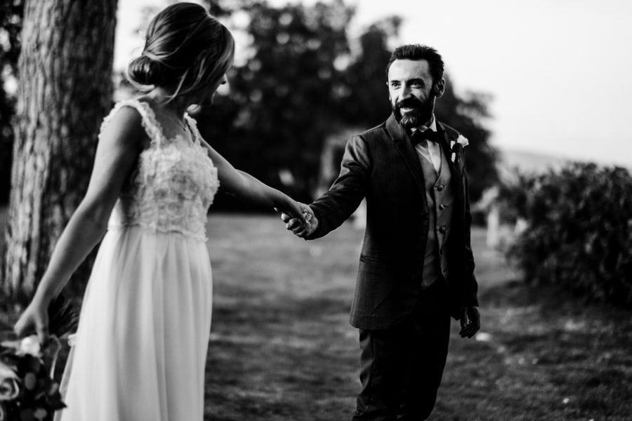 Fotografie matrimonio naturali e non in posa