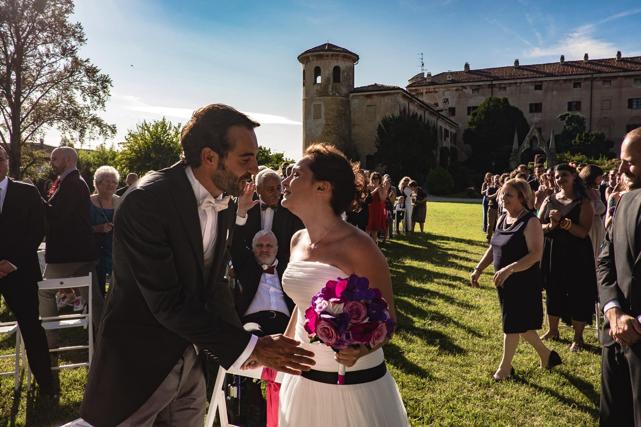 fotografo matrimonio rock vercelli castello di DESANA 0032