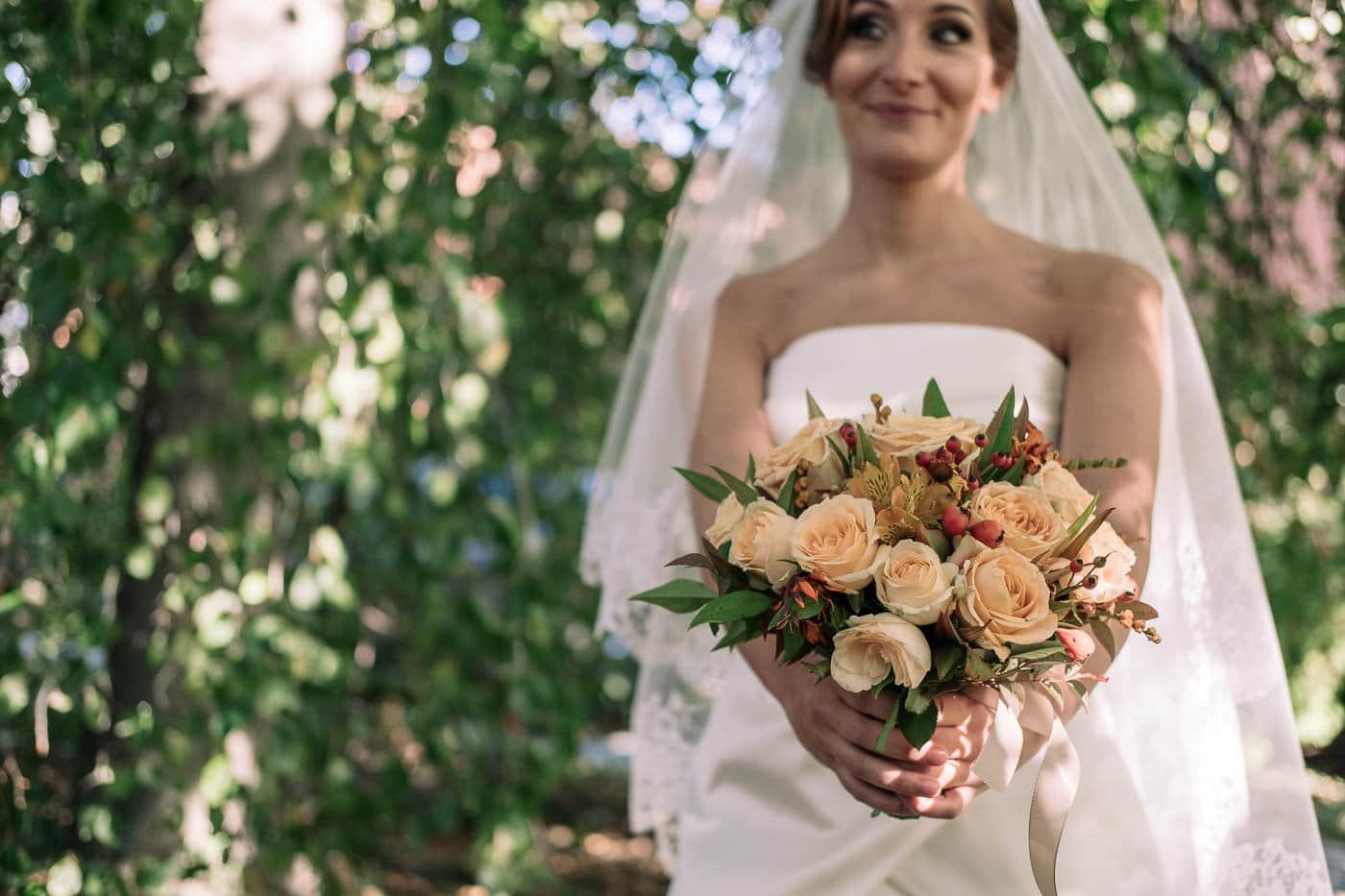 ritratto bouquet sposa matrimonio_castello durini