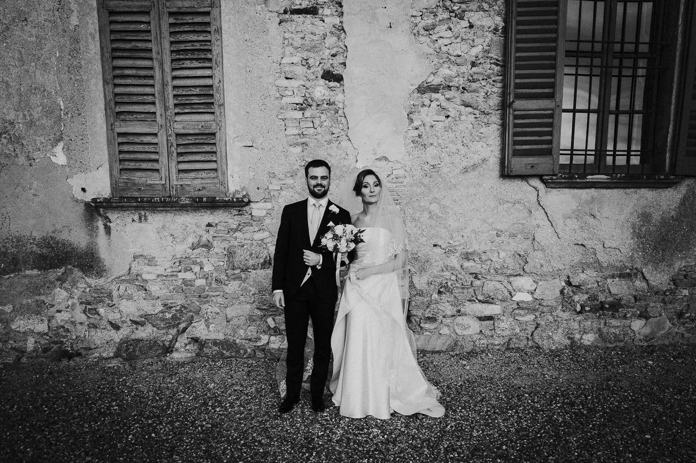 sposi matrimonio castello durini