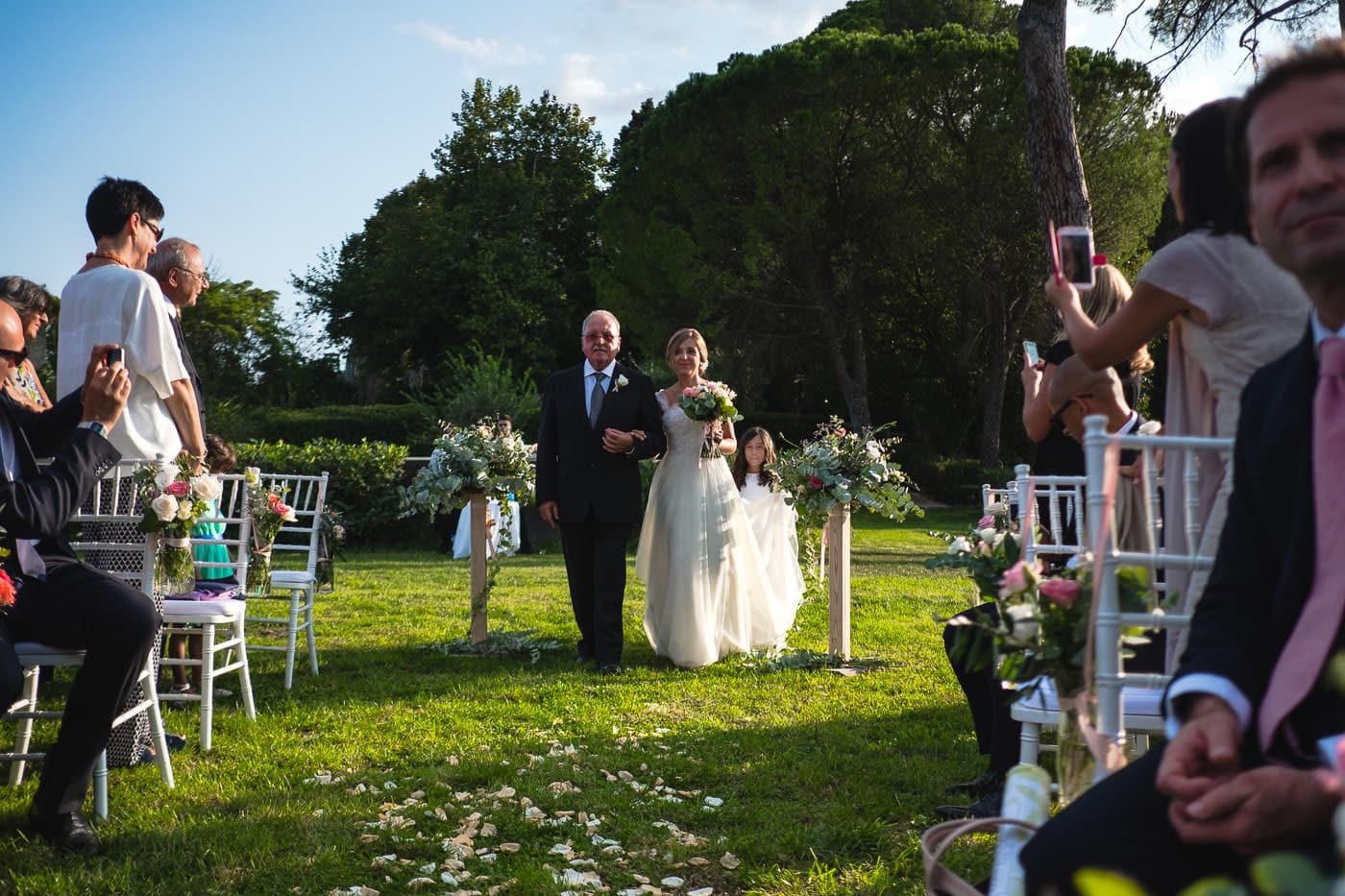 ingresso sposa matrimonio_il giardino e la dimora_bomarzo
