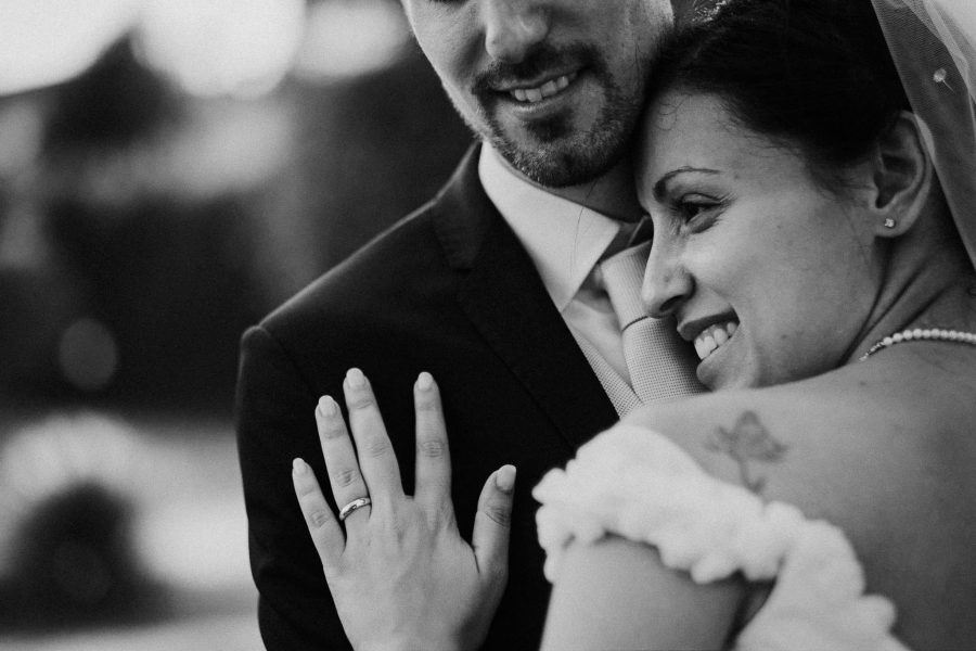 Fotografie matrimonio non in posa