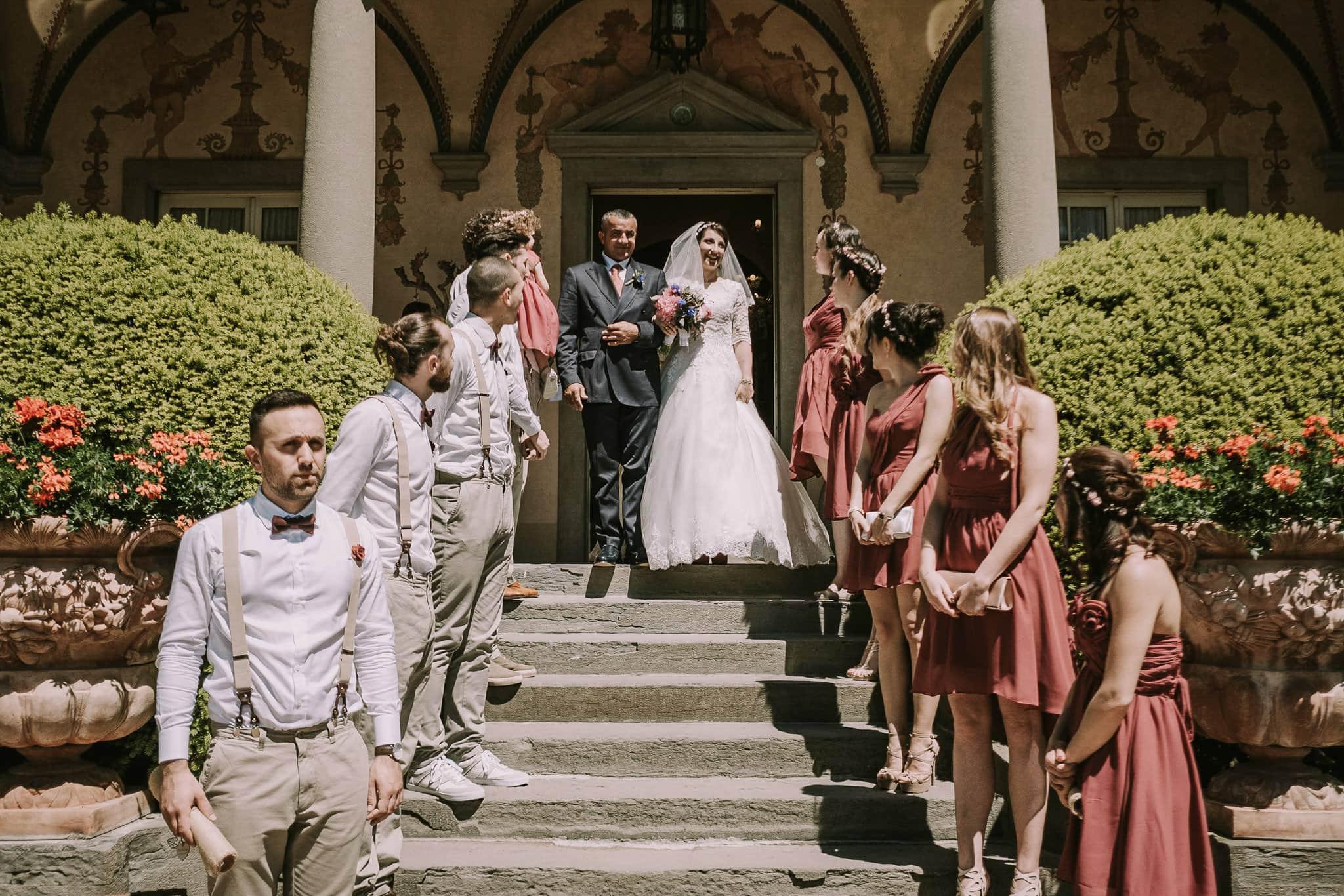 cerimonia matrimonio villa martinelli