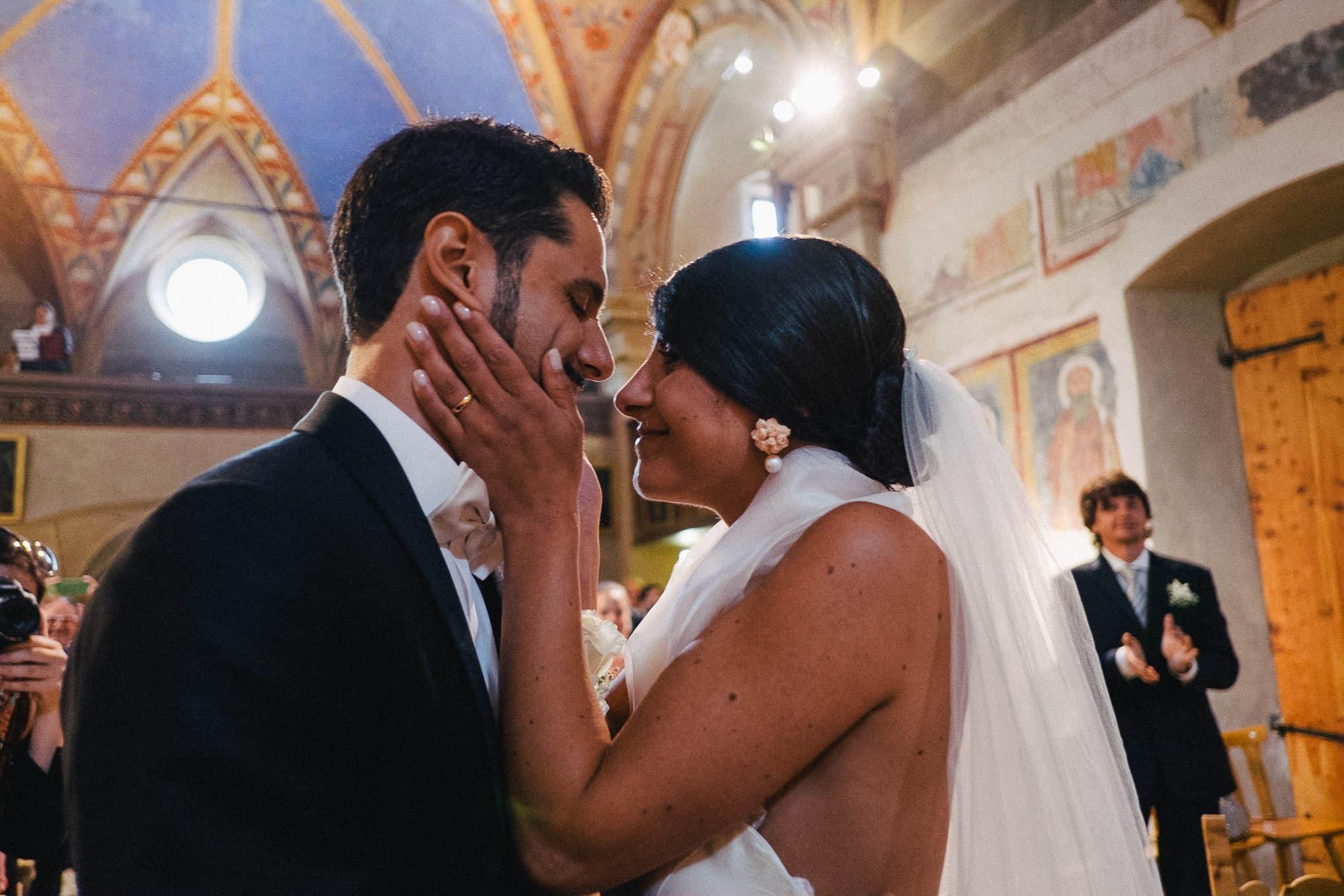 fotografo matrimonio momento decisivo