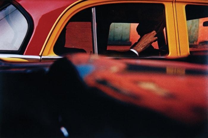 Saul Leiter fotografia a colori