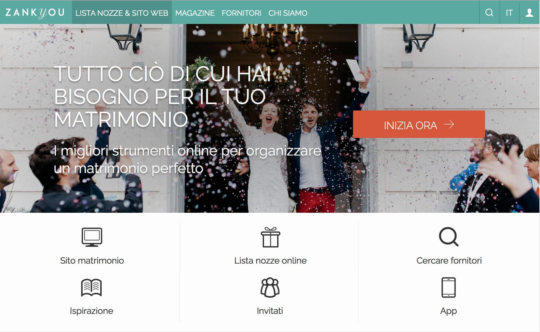ricerca online fotografo matrimonio