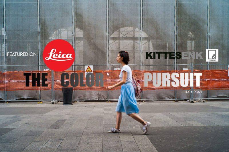 progetto sui colori LEICA fotografia