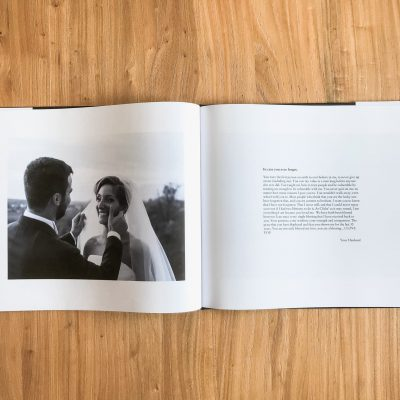 fotolibro editoriale matrimonio