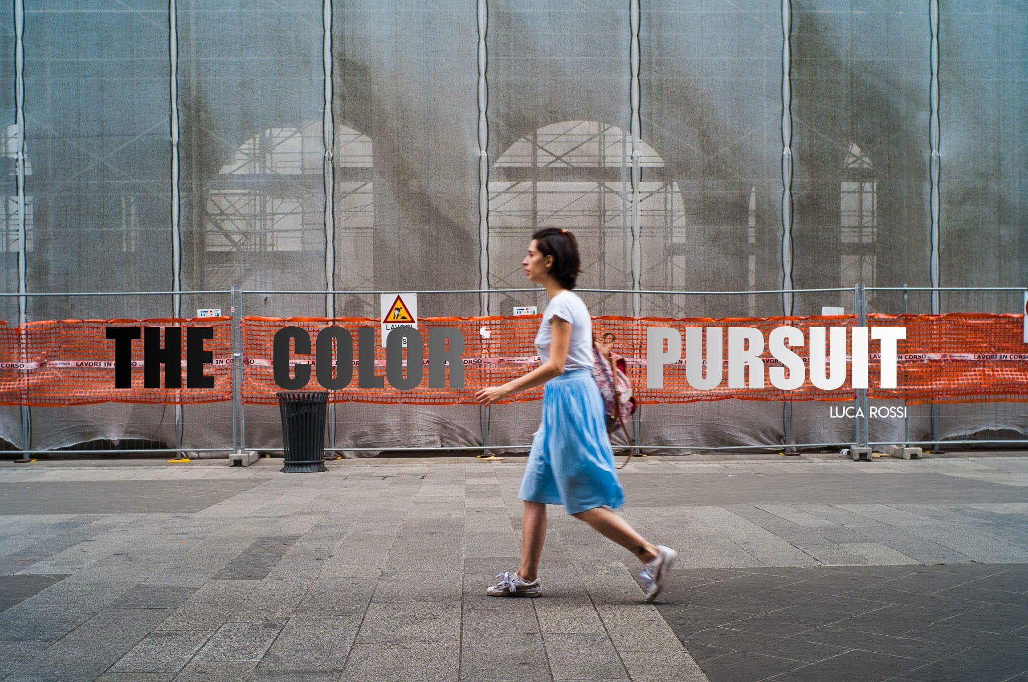 color pursuit project cover
