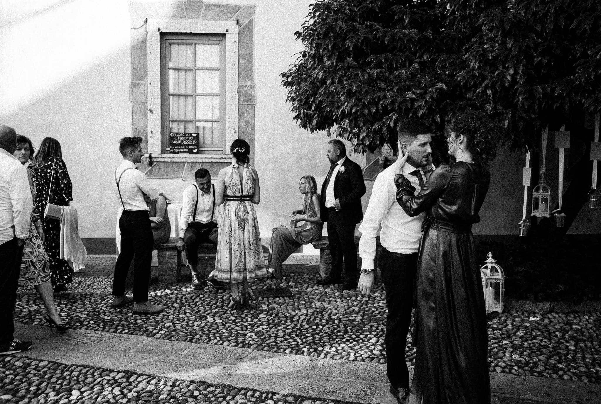esempio di stile reportage fotografico matrimonio luca rossi