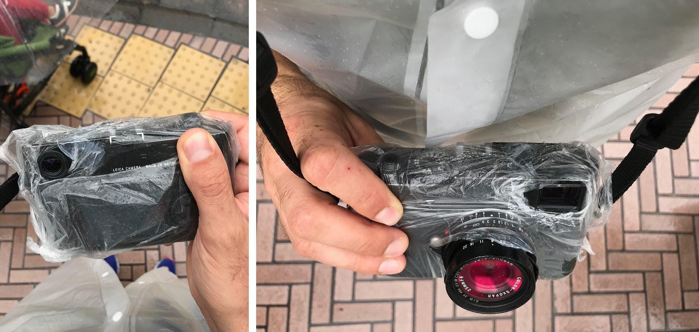 Leica in viaggio in giappone