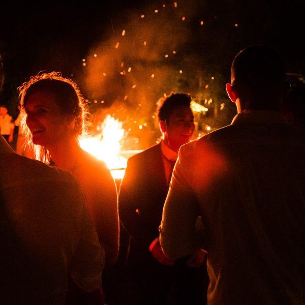 luca rossi notte durante matrimonio