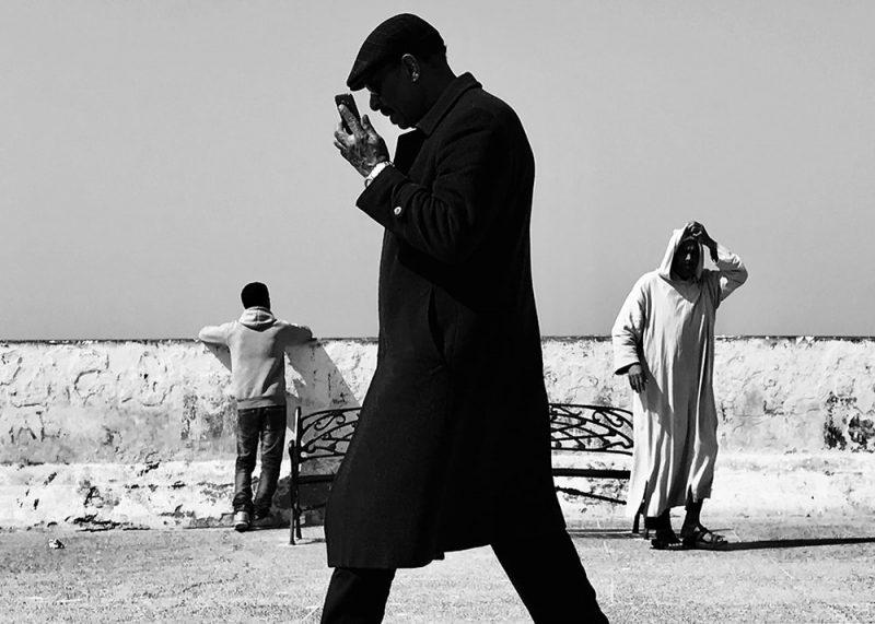 bianco e nero smartphone photography