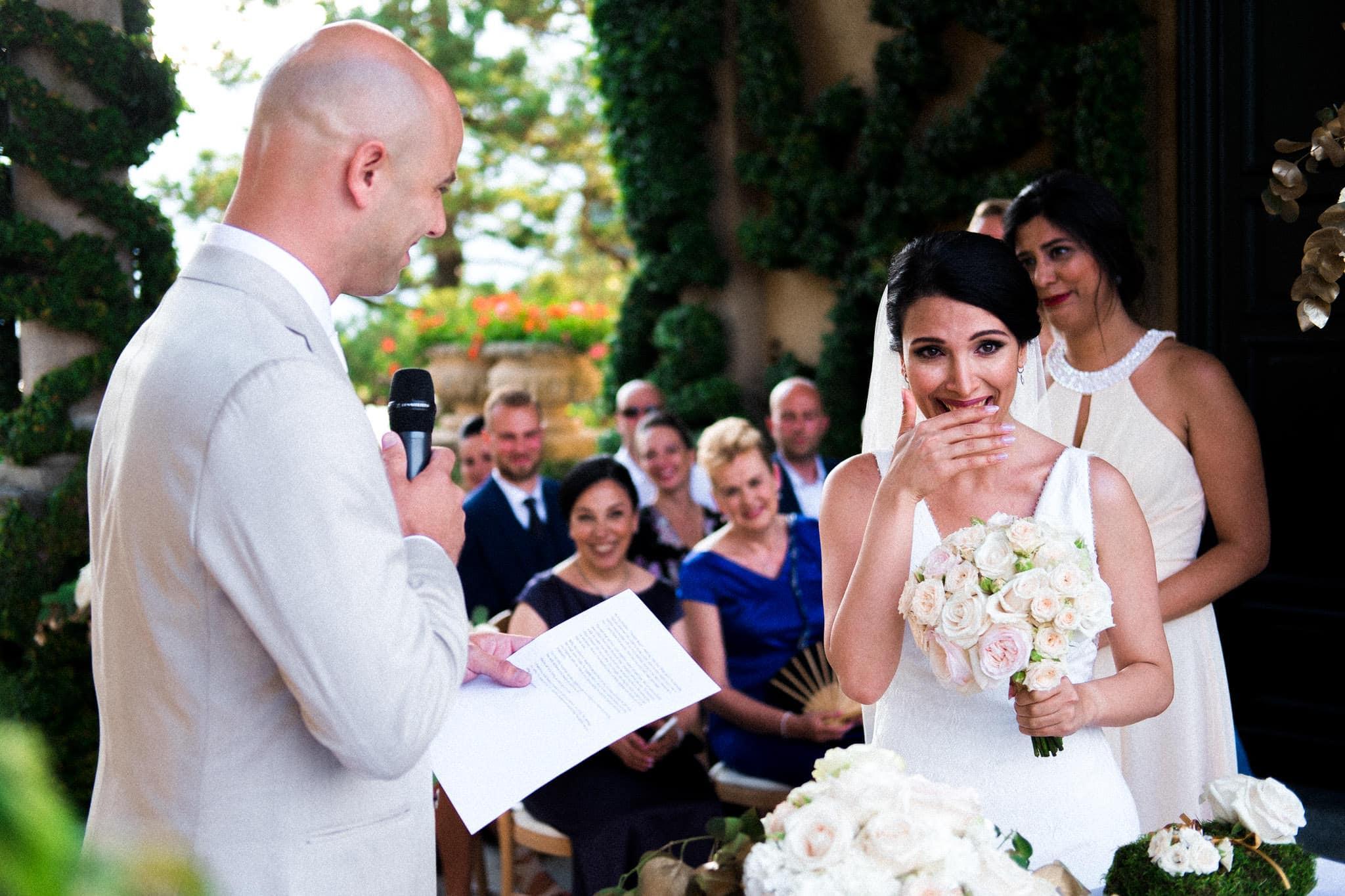 momenti nozze a villa balbianello
