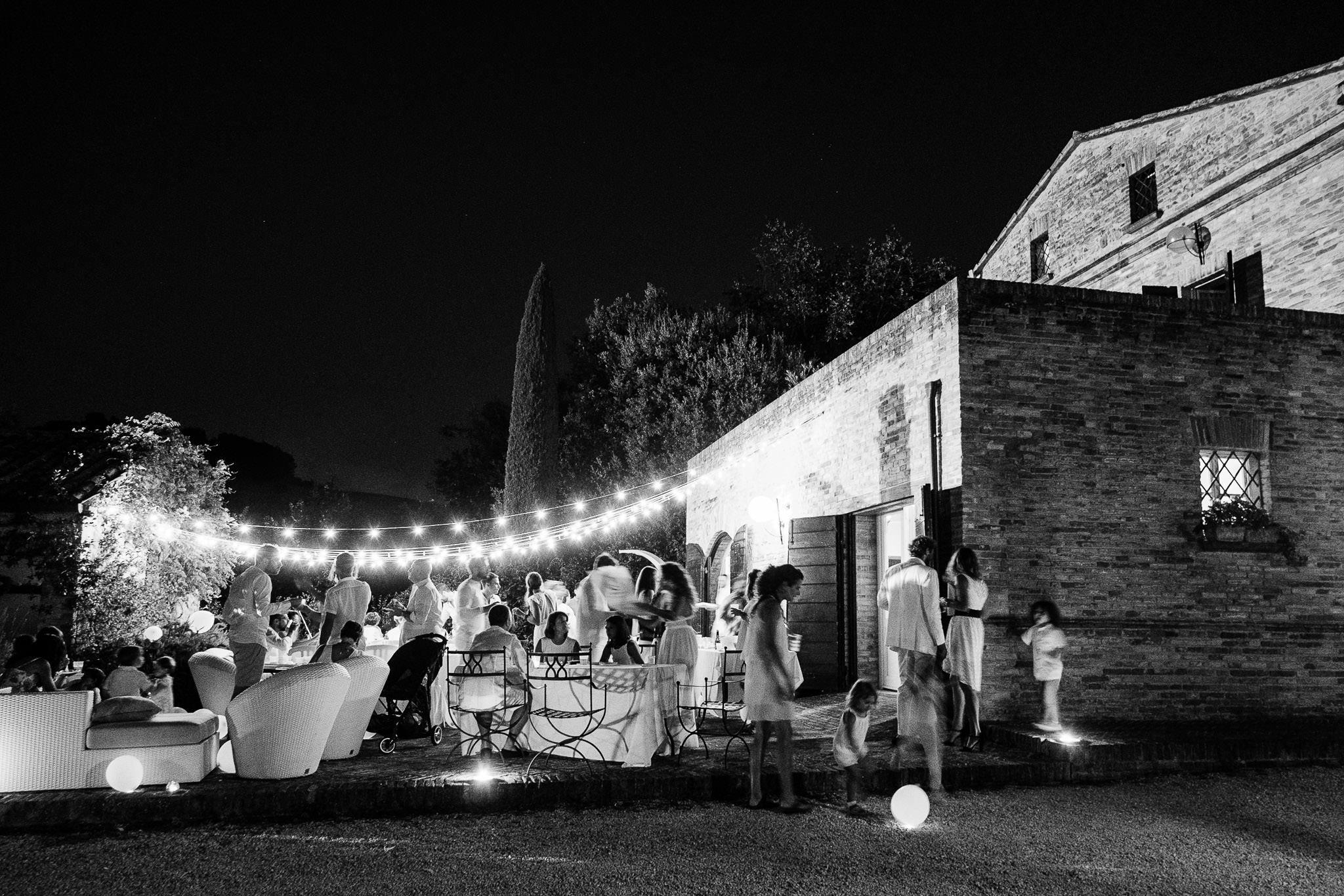 matrimonio castello di gradara nelle marche welcome dinner