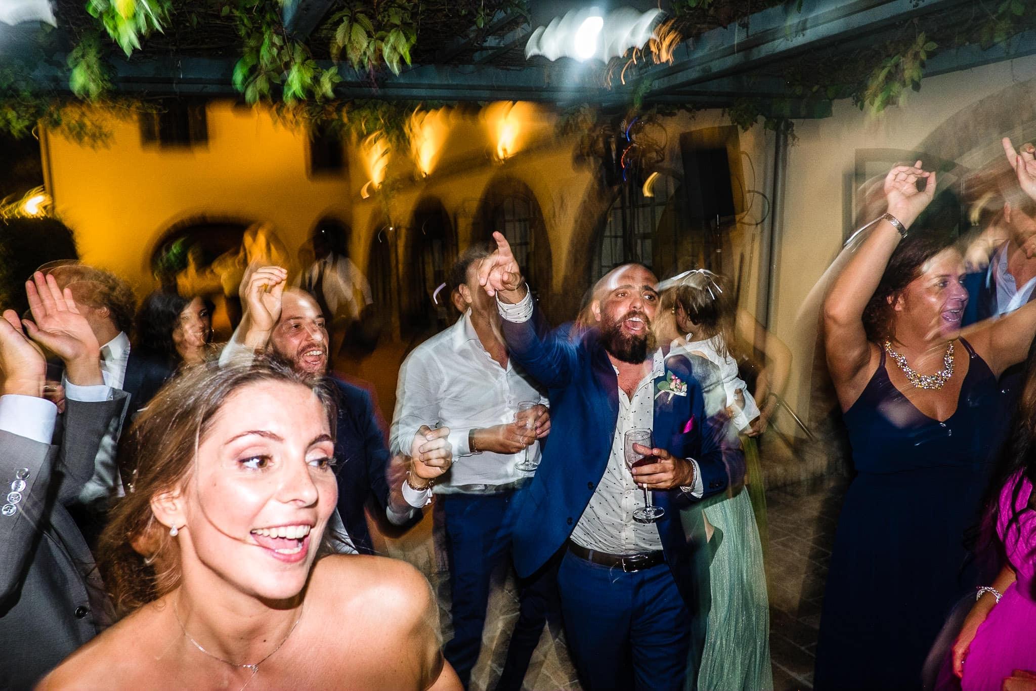 party sposi castello di gradara
