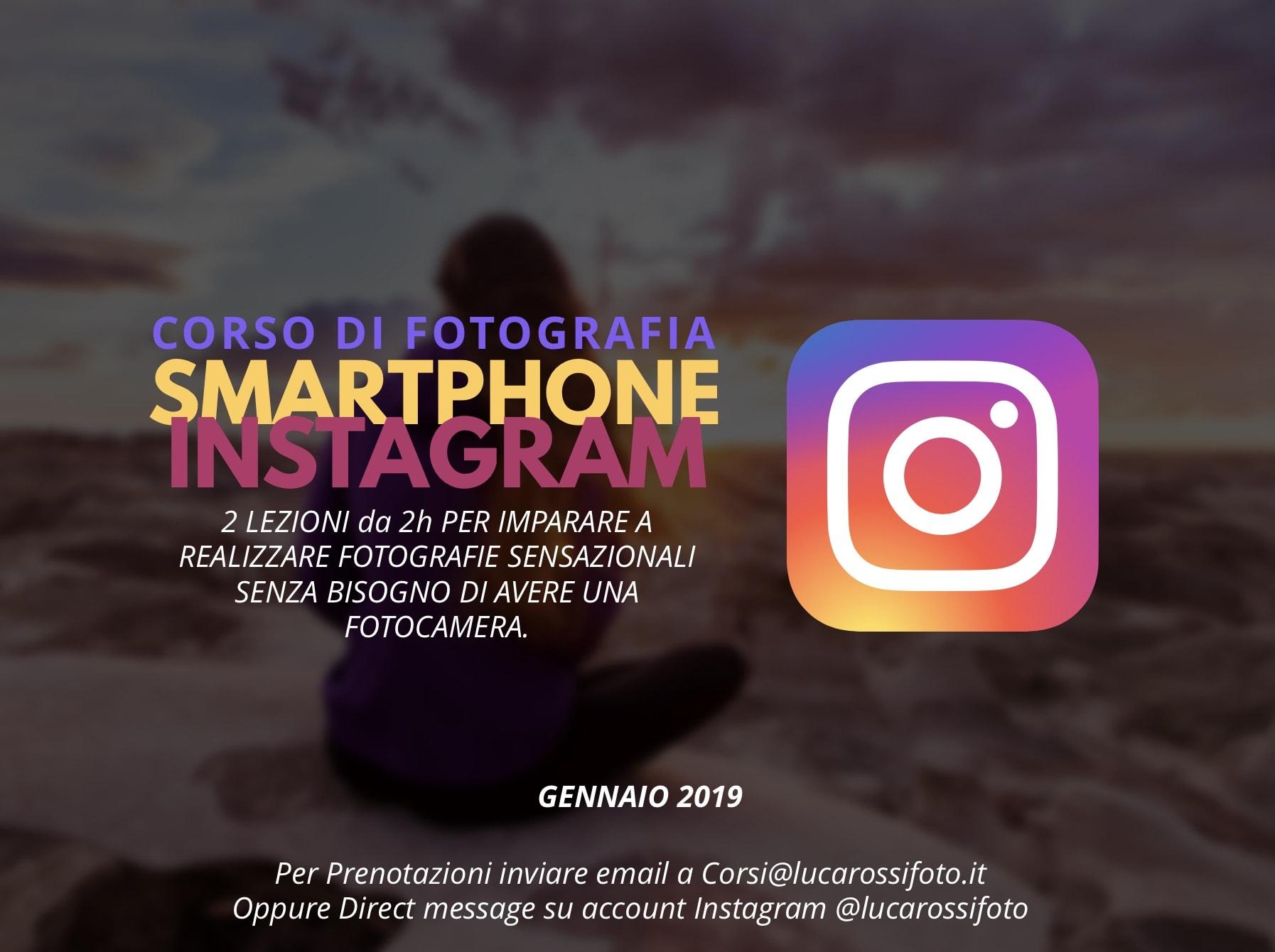 corso fotografia per smartphone vimercate merate casatenovo