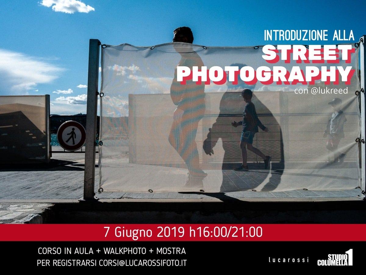 locandina corso street photography milano photweek