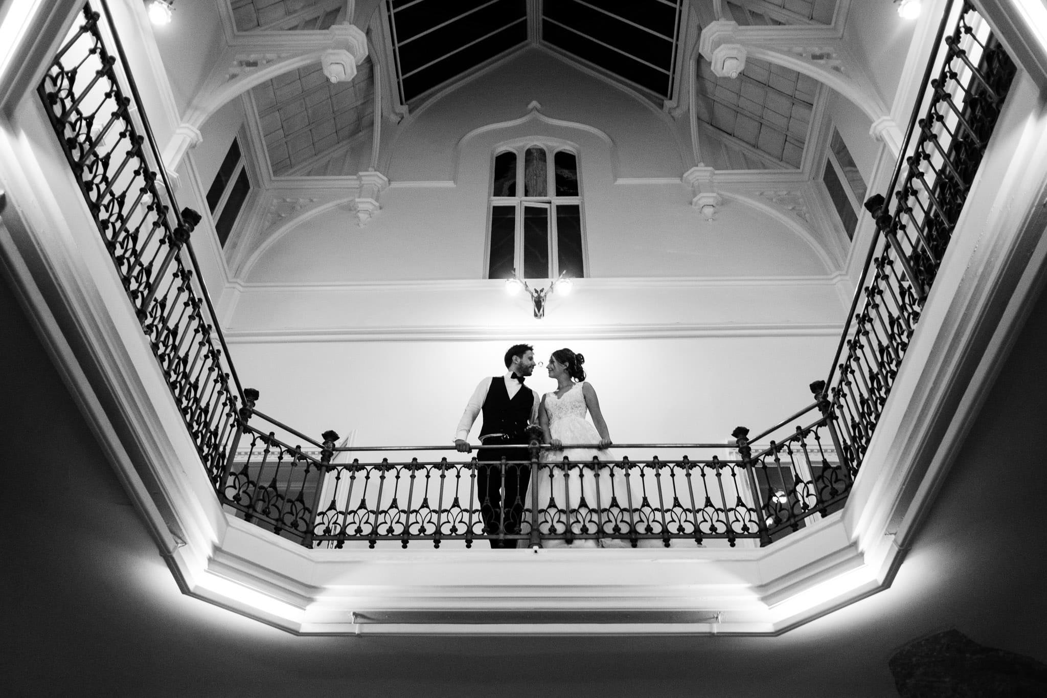 ritratti coppia in villa lattuada
