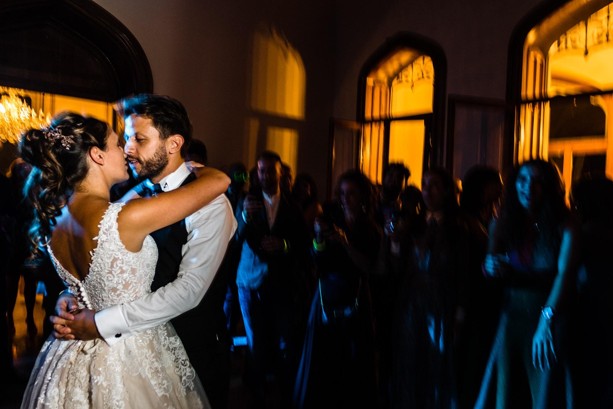 balli in villa lattuada