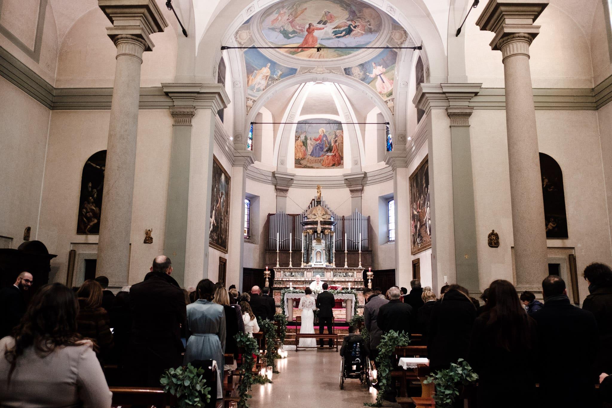 CHIESA DI SANTA MARIA DELLA NEVE Boffalora