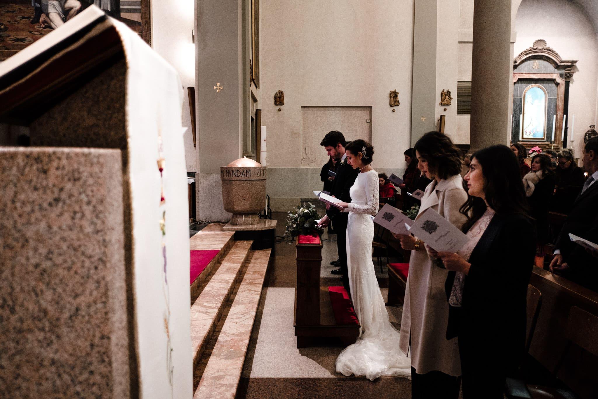 sposi CHIESA DI SANTA MARIA DELLA NEVE Boffalora