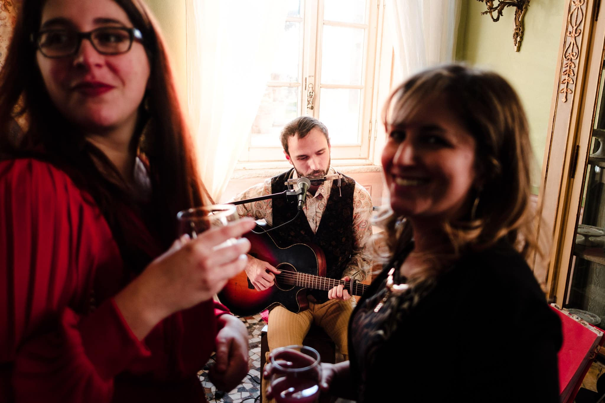 musica matrimonio villa gromo
