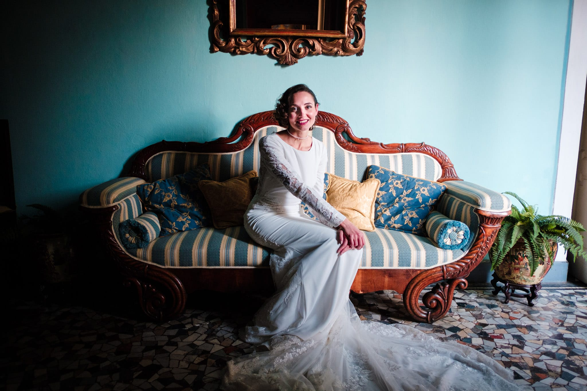 ritratto sposa matrimonio villa gromo