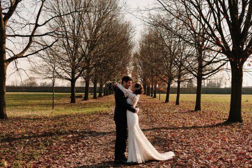 sposi in villa gromo