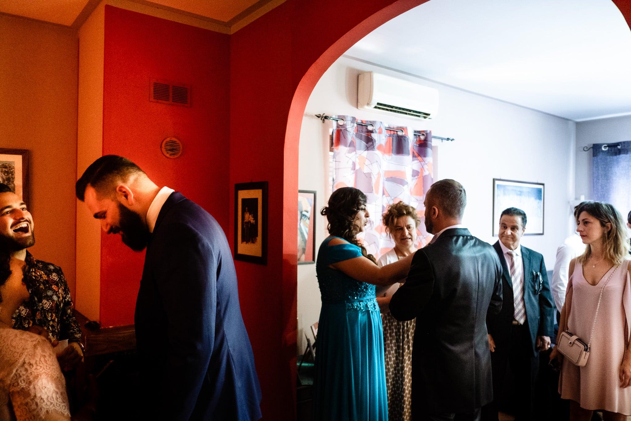 momenti naturali di matrimonio