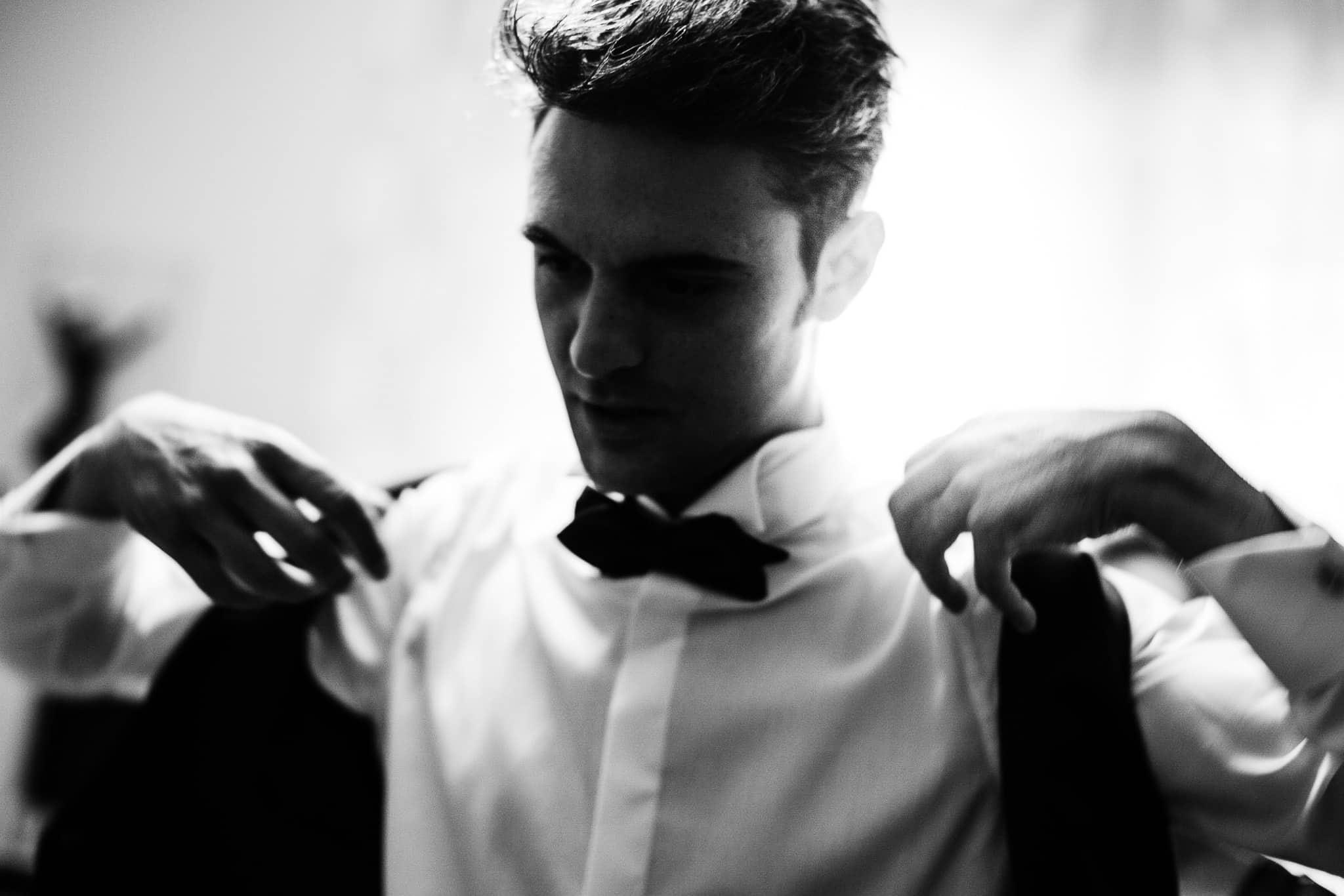 Fotografie matrimonio in bianco e nero