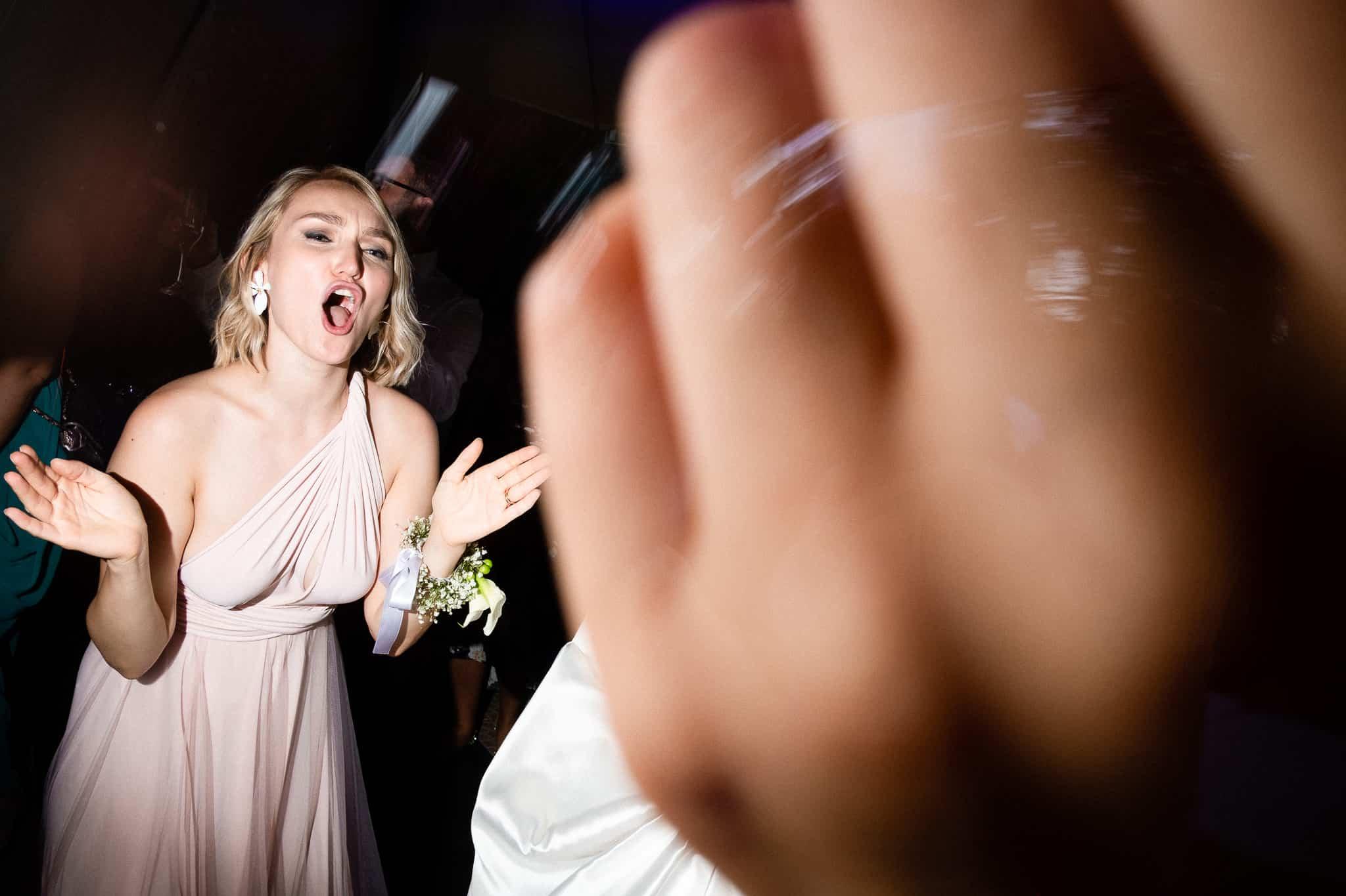Fotografie matrimonio ironiche e allegre