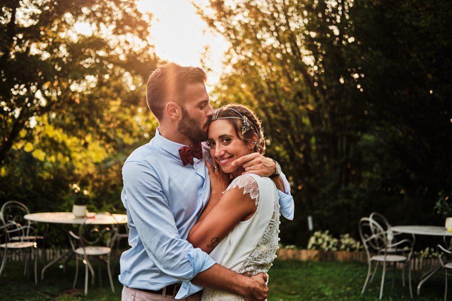 fotografie matrimonio romantiche