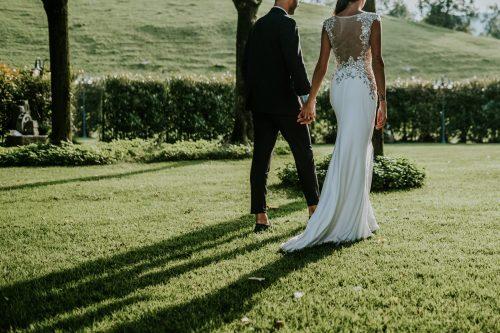fotografie romantiche matrimonio